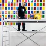 Peter Wüthrich, Kunst im Deutschen Bundestag